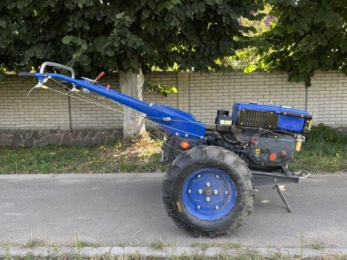 Мотоблок FORTE МД-81 GT